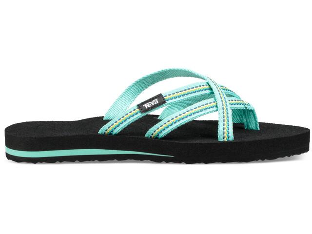 Teva Olowahu Sandals Women lindi sea glass